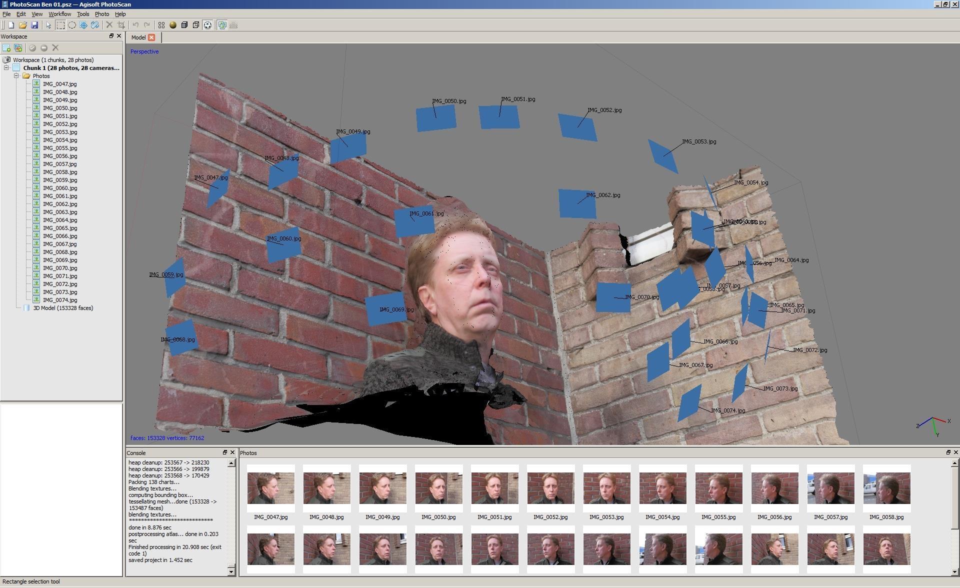 Agisoft Photoscan | Duke Digital Humanities Initiative